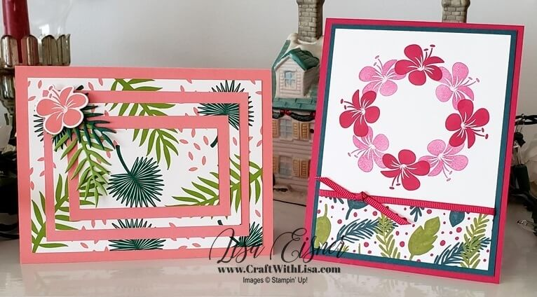 Stampin' Up! Tropical Chic