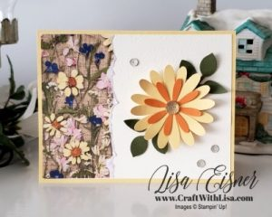 Stampin' Up! Daisy