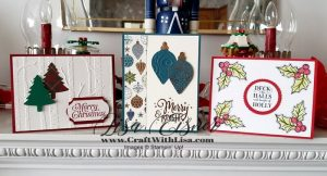 2019 Christmas Card Stamp-a-Stack