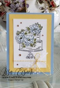 Stampin' Up! Happy Birthday to You