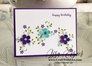 Stampin' Up! Thoughtful Blooms
