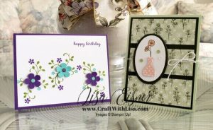 Stampin' Up! Floral Cards