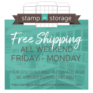 stamp 'n storage free shipping