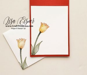 Stampin' Up! Timeless Tulips