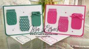 Stampin' Up! Jar Punch