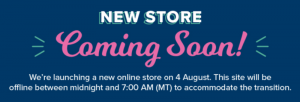 Stampin' Up! New Online Store