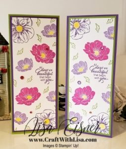 Stampin' Up! Floral Essence