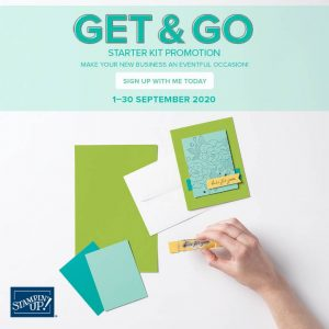 Stampin' Up! Get & Go