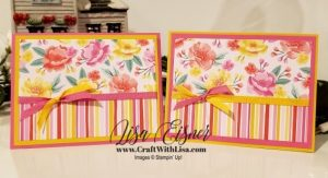 Stampin' Up! Flowers for Every Season
