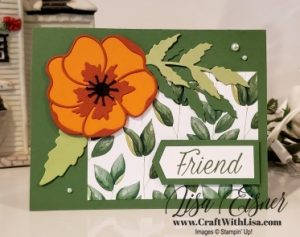 Stampin' Up! Daisy Lane
