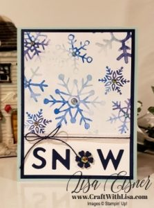 Stampin' Up! Playful Letters