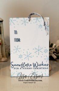 Stampin' Up! Snowflake Wishes Stamp Set