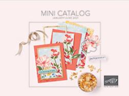 Stampin' Up! 2021 January - June Mini Catalog