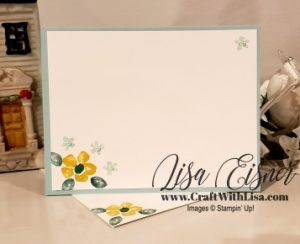Stampin' Up! Blossoms in Bloom