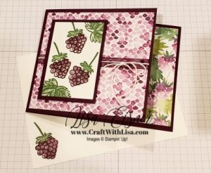 Stampin' Up! Berry Blessings