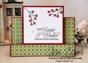Stampin' Up! Poinsettia Petals