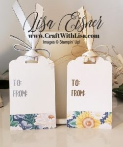 Stampin' Up! Banner Year