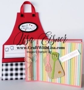 Stampin' Up! What's Cookin'
