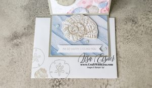 Stampin' Up! Friends Are Like Seashells