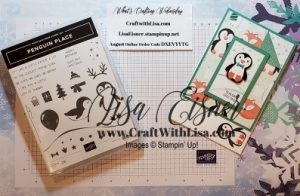 Stampin' Up! Penguin Place