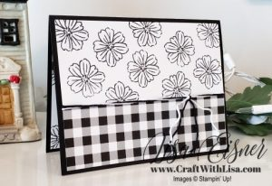 Stampin' Up! Delicate Dahlias