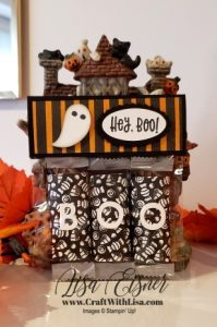 Stampin' Up! Cutest Halloween